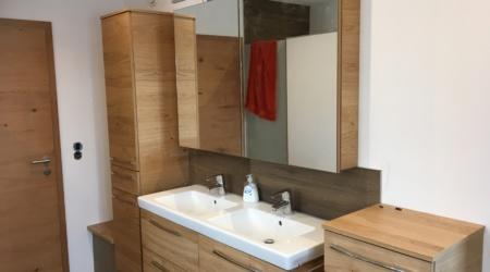 Komplett-Verbau - Badezimmer vom Tischler