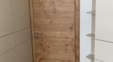 Die Türen vom Tischler