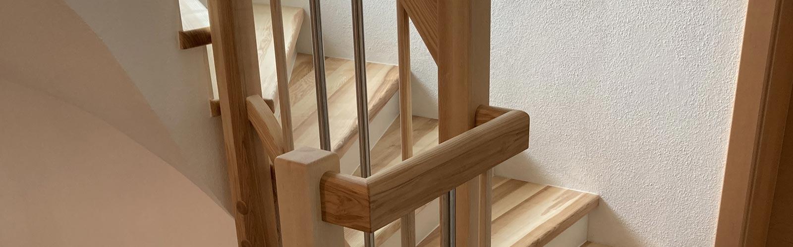 Treppen vom Tischler